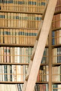 Šternberk's library by Anton Bielousov