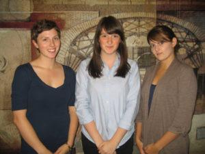 Summer 2011 Nonfiction Interns