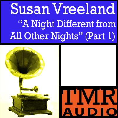 TMR Podcast: Susan Vreeland (2005)