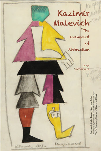 Kazimir Malevich - Costume design for Enemy, Victory over the Sun