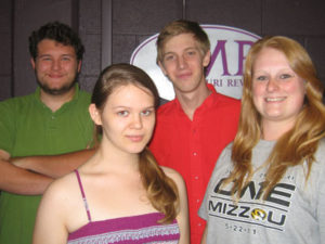 Fall 2011 Interns - Poetry
