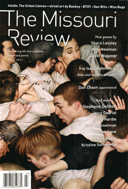 "34.3 (Fall 2011): ""Legacy"" [Cover art: Mosh Pit 2000 by Dan Witz]"