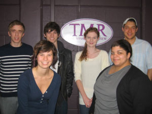 Prose Interns (Spring 2012)