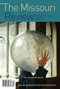 35.4 (Winter 2012) Cover