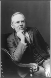 Jacob Riis, ca. 1904, Library of Congress Prints and Photographs Division