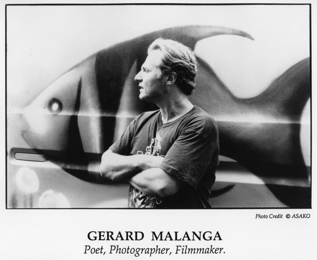 "Gerald Malanga: ""Gil Orlovitz, poet"""